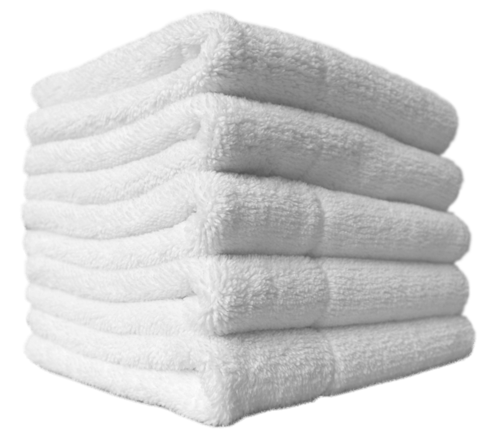 Stage matters on site service premium quality pre for How to get towels white